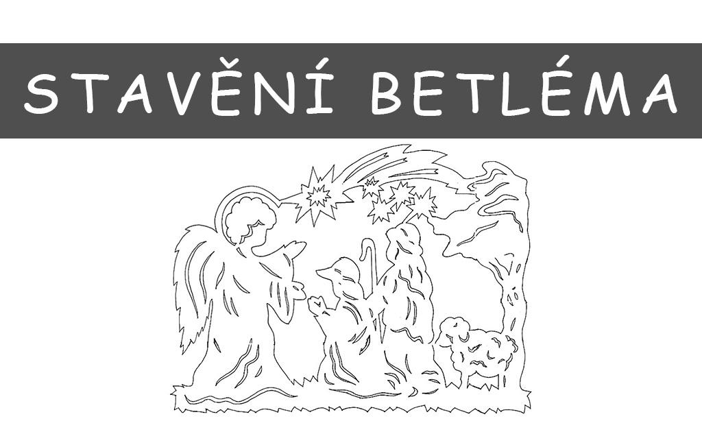 Stavění betléma